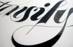Positype, caligrafía y tipografíaaplicadas